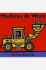 Machines at Work Board Book Board book