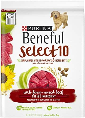 Dog Food: Beneful Select 10