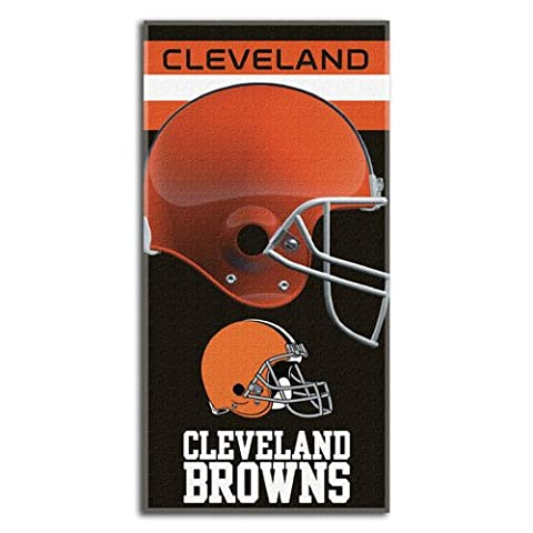 Cleveland Browns Beach Towel - Cleveland Browns Bedding