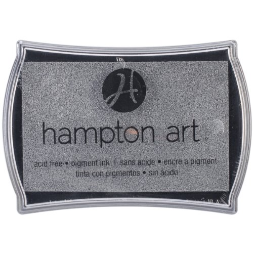 Hampton Art Silver Pigment Ink