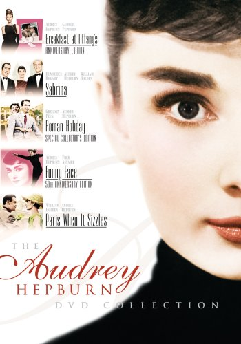 The Audrey Hepburn DVD Collection (Breakfast at Tiffany's / Sabrina / Roman Holiday / Funny Face / Paris When It Sizzles) by Paramount Home Video