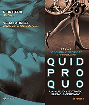 Amazon.com: Quid Pro Quo [Non-usa Format: Pal -Import- Spain ...