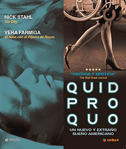 Amazon.com: Quid Pro Quo [Non-usa Format: Pal -Import- Spain ...