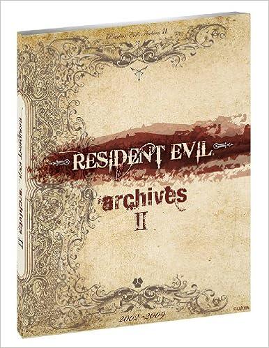 Resident Evil Archives Volume 2 BradyGames 9780744013214 Amazon Books