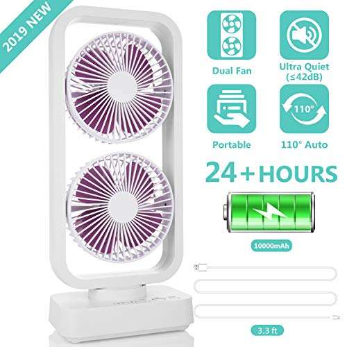 portable air fan - 7
