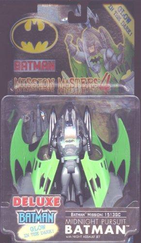 Batman Mission Masters: Midnight Pursuit Batman ()