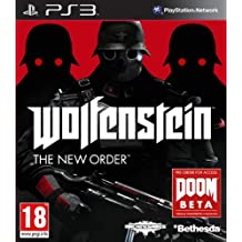 Wolfenstein The New Order Sony Playstation 3 PS3 Game UK