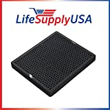 3 Pack Replacement Filter for Surround Air Intelli-Pro XJ-3800 Series Air Purifier by LifeSupplyUSA