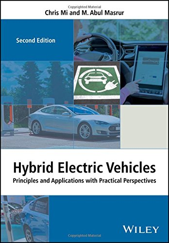 Hybrid Electric Vehicles  Principles And Applications With Practical Perspectives  Automotive Series
