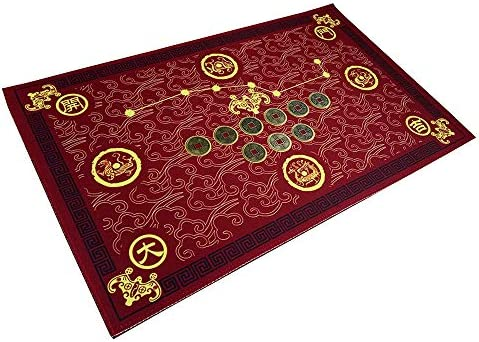 Feng Shui Good Luck Door Mat Outdoor Front Door Bathroom