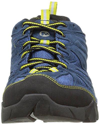 Merrell Capra - Zapatos trekking y senderismo para hombre Tahoe