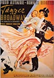 Barkleys of Broadway,The Poster Movie German 11x17 Fred Astaire Ginger Rogers Gale Robbins