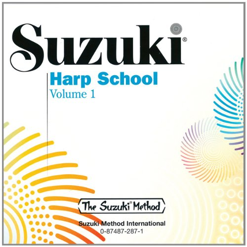 Suzuki Harp School, Vol 1 (Harp Notes)