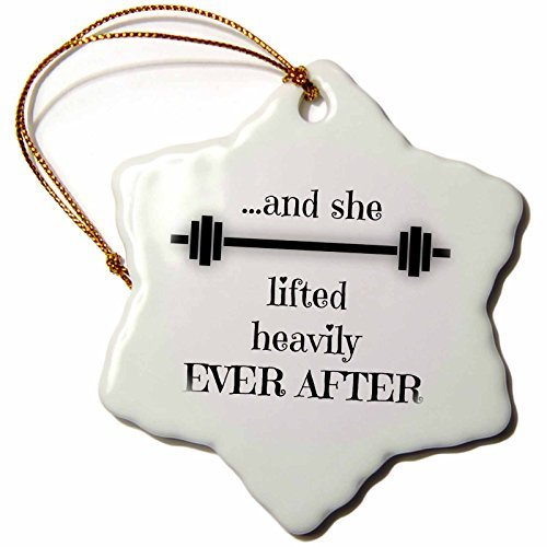 Ornaments to Paint BrooklynMeme Fitness - And she lifted heavily ever after -