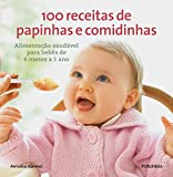 capa de 100 Receitas de Papinhas e Comidinhas