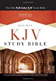 KJV Study Bible, Saddle Brown LeatherTouch Indexed, , 1433600358