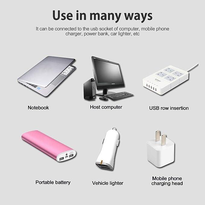 USB Nachtlicht Party Indoor-Dekore Home Decke romantische Plug and Play-Car DE