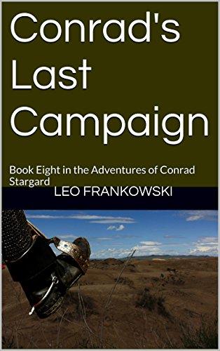 book cover of Conrad\'s Last Campaign