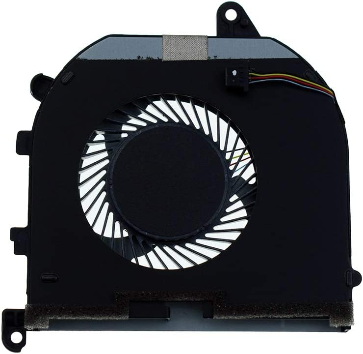 DREZUR Left Side Cooling Fan for Dell XPS 15 9570 15-9570 Precision M5530 5530 5540 Series Laptop 08YY9 008YY9 (CPU Fan)