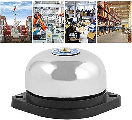 5W 55mm / 2.17in Campana eléctrica 10A Campana de anillo para campana multiusos Alarma de campana Campana escolar Alarma de incendio: Amazon.es: Belleza
