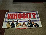 Whosit / The Star-Studded Guessing Game by Parker Brothers