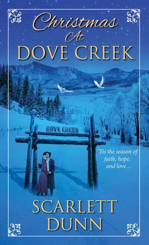 book cover of Christmas at Dove Creek
