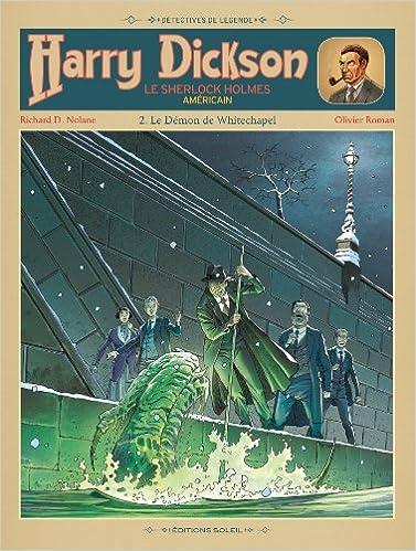 Télécharger en ligne Harry Dickson T2 - Le Démon de Whitechapel (NED) pdf ebook