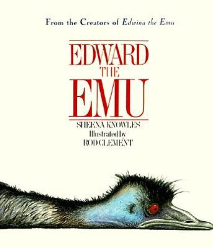 Edward the Emu -