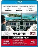 PilotsEYE.tv | MALEDIVEN | Düsseldorf - MALE |:| Blu-ray Disc® |:| Cockpitflight LTU A 330-200 | Bonus: Helikopterlandung