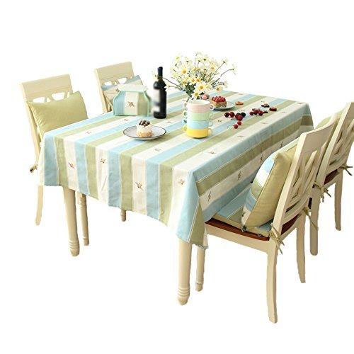 AEXU Cómodo Mantel, mesa de comedor pequeña mesa redonda mesa ...