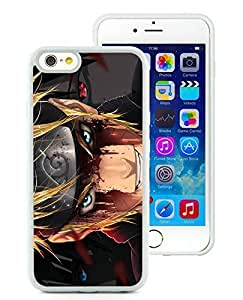 iPhone 6 4.7 inch Naruto 7 White TPU Phone GMNBVZX Case Genuine and Handmade Design