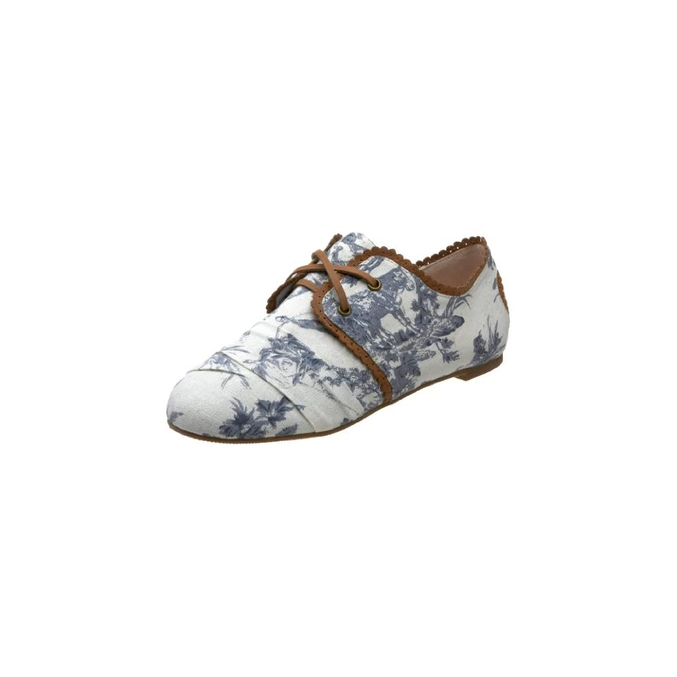 6ca34cfdd65c5 Not Rated Womens Spring Street 2 Flat Oxford designer shoes on PopScreen