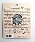 Turn Spy American Revolution Spy Toy Coin