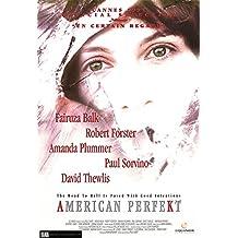 "American Perfekt - Authentic Original 27"" x 40"" Movie Poster"