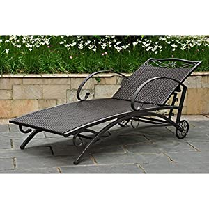 51zydbO99zL._SS300_ 50+ Wicker Chaise Lounge Chairs