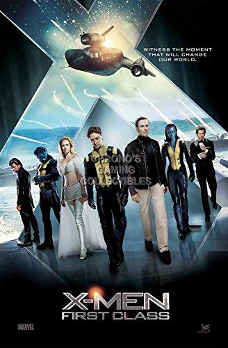 "CGC Huge Poster - Marvel X-Men First Class Movie Poster - MXM009 (24"" x 36"" (61cm x 91.5cm))"
