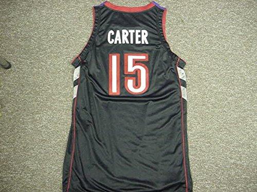 Carter Basketball Vince (Vince Carter. Toronto Raptors 2000-2004 Road Nike Game Jersey)