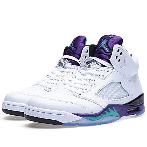 Nike Herren Air Jordan 5 Retro Basketballschuh