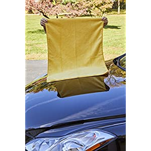 Viking Extra Large Microfiber Drying Towel - 6.25 Square Feet