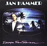 Jan Hammer - Escape From Television - MCA Records - 255 093-1