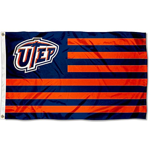 Texas El Paso Miners Stars and Stripes Nation -