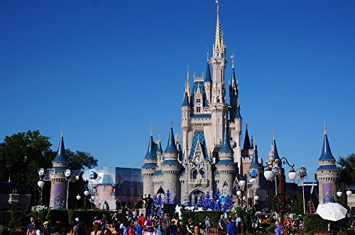 Home Comforts Laminated Poster Walt Disney World Magic Kingdom Cinderella's Castle Poster Cinderella Castle Magic Kingdom