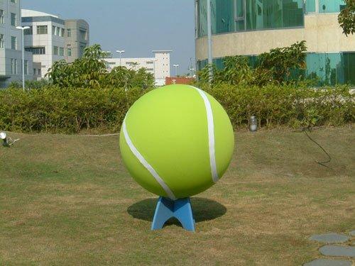 Everrich Giant Tennis Ball - ∮40''