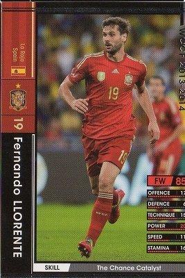 Amazon.com: wccf 13 – 14/382/representante de España ...