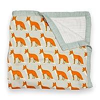 Milkbarn (Zebi Baby) Big Lovey, Orange Fox