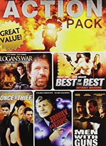 10-Movie Action Pack