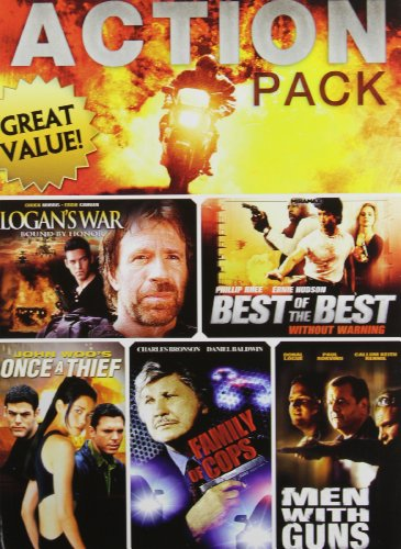 10-Movie Action Pack [DVD] [Region 1] [US Import] [NTSC]