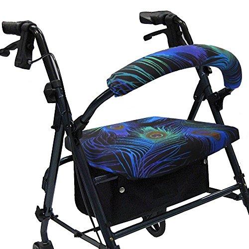 Crutcheze Feathers Rollator Backrest Accessories
