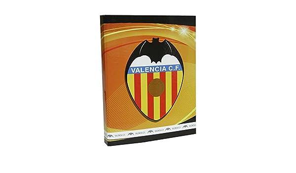 Valencia Cf - Archivador 4 anillas - valecia cf (10/5): Amazon.es: Juguetes y juegos