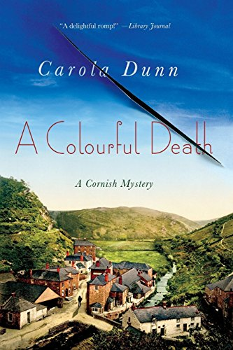 A Colourful Death: A Cornish Mystery (Cornish Mysteries)